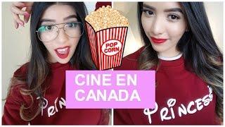 Gambar cover Primera vez en un CINE en CANADA |28 de enero 2017