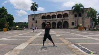Jennifer Lopez - Ni Tú Ni Yo  ft. Gente de Zona - zumba dominicana by @carlosreynoso.rd