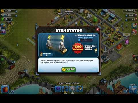 Ninja Kingdom Level 50-2: Star Statue Level 44