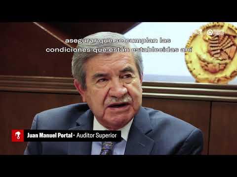 El Auditor Superior de la Federación habla de #LaEstafaMaestra