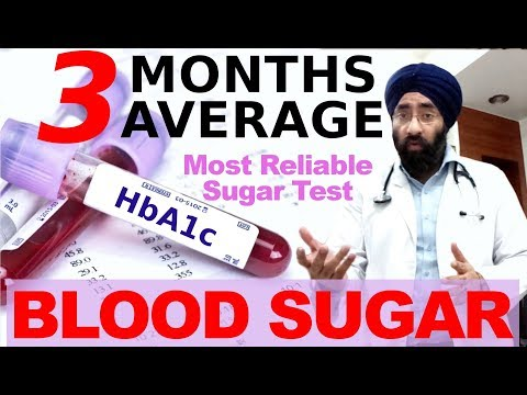 Rx Sugar epi 3 h : Hba1c - most reliable diabetes test | shows 3 months average |HINDI| Dr.EDUCATION