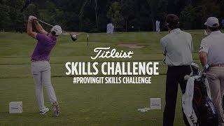 Titleist #ProvingIt Challenge - Skills Challenge Compilation