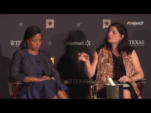 The Texas Tribune Festival 2017: One on One with Susan Rice