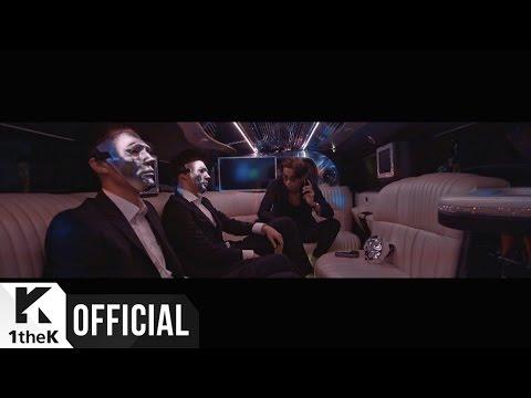 [MV] Justin Oh(저스틴 오) _ Jekyll & Hyde (KR Version) (feat. Hyolyn of Sistar (효린 of 씨스타))