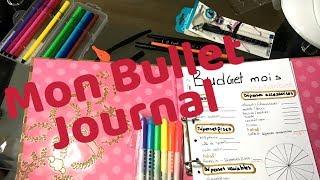 MON ORGANISATION | Bullet Journal 🌸📚