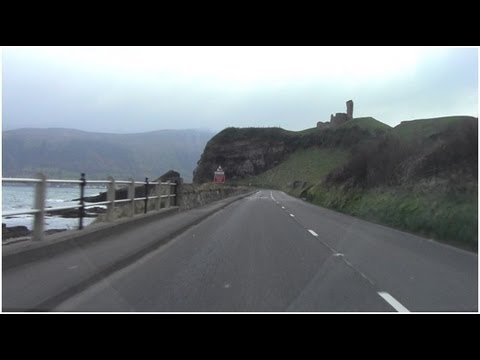 Best Driving Road in the World? Antrim Coast Road