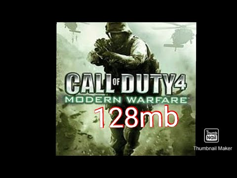 Call Of Duty Modern Warfare Download On Android