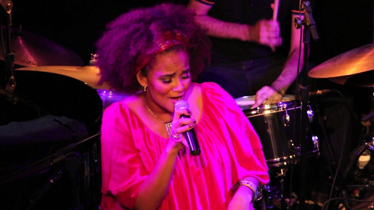 Luciana Mello - Man in the mirror - Tom Jazz - 10/05/2013