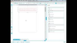 How to Weld Text to a Shape in Silhouette Studio