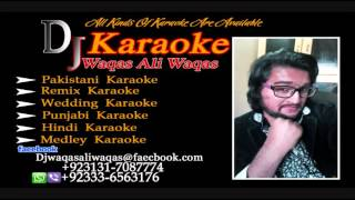 Billo Ni Tera Lal Ghagra Karaoke