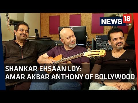Shankar Ehsaan Loy | We've Been Lucky to Work With Gulzar for Raazi