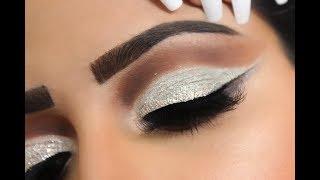 Step By Step Cut Crease Makeup For Beginners (HINDI)| Deepti Ghai Sharma
