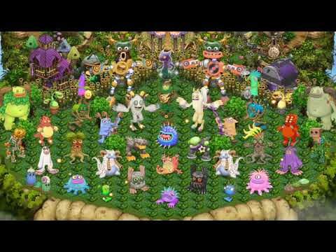 My Singing Monsters - Plant Island (Full Song) (2.3.9)