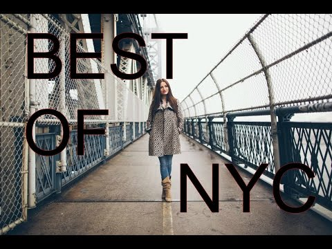 BEST OF NYC: TRAVEL GUIDE