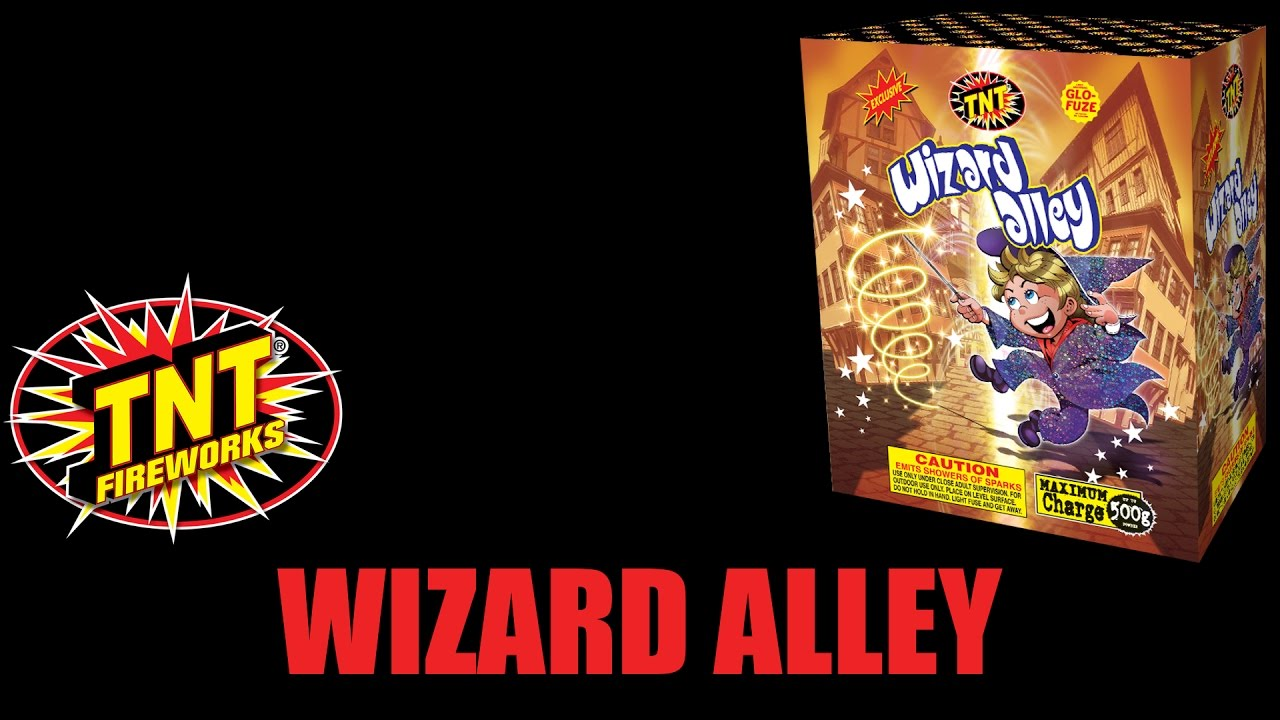 Wizard Alley - TNT Fireworks® Official Video