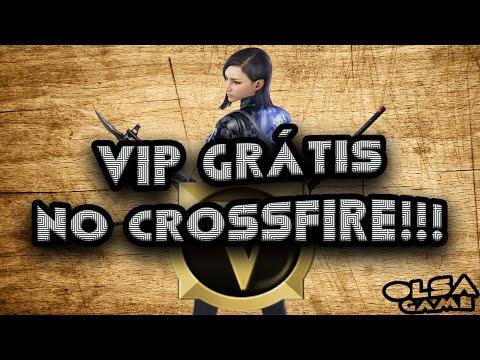 Comprando VIP de Graça no CrossFire!