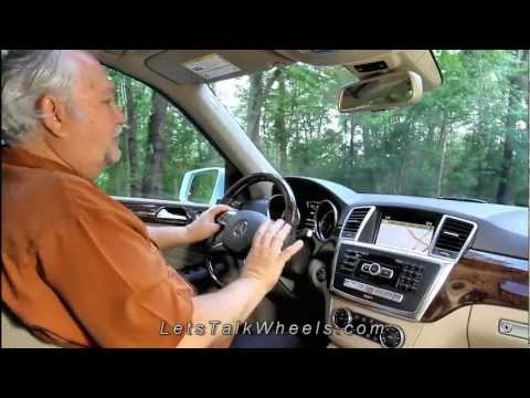 2011 Mercedes-Benz ML-350 Review by Mike Herzing