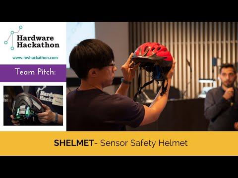 SHELMET Pitch (Dublin Hardware Hackathon 2014) #HackDublin
