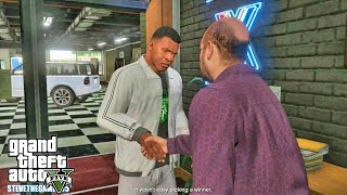 Grand Theft Auto V - Story Mode Mission 3