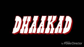Dangal Movie Song Dhaakad Dance Choreography By Nick 1.1 Crew Dance Academy