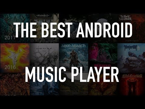 The Best Android Music Player | Blackplayer Tutorial