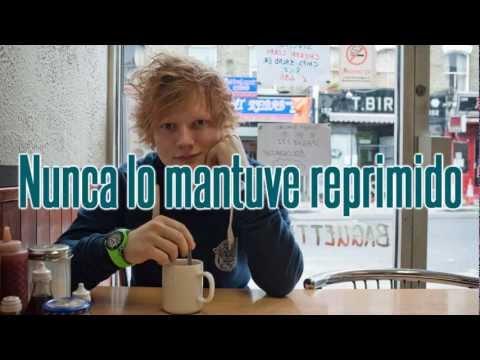 8 grade - Ed Sheeran - Traducida al español