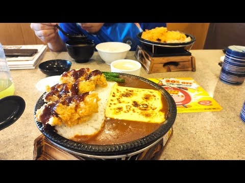 hiroshima-oyster-grilled-curry-&-blackpapper-chicken-katsu-set-[sushi-king]