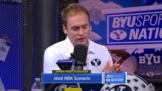BYUSN - Jimmer Fredette - 06.06.18