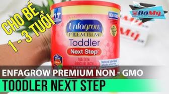 Sữa Enfagrow Non - GMO Premium Toddler Next Step Cho Bé 1 - 3 Tuổi - Đồ Mỹ .vn