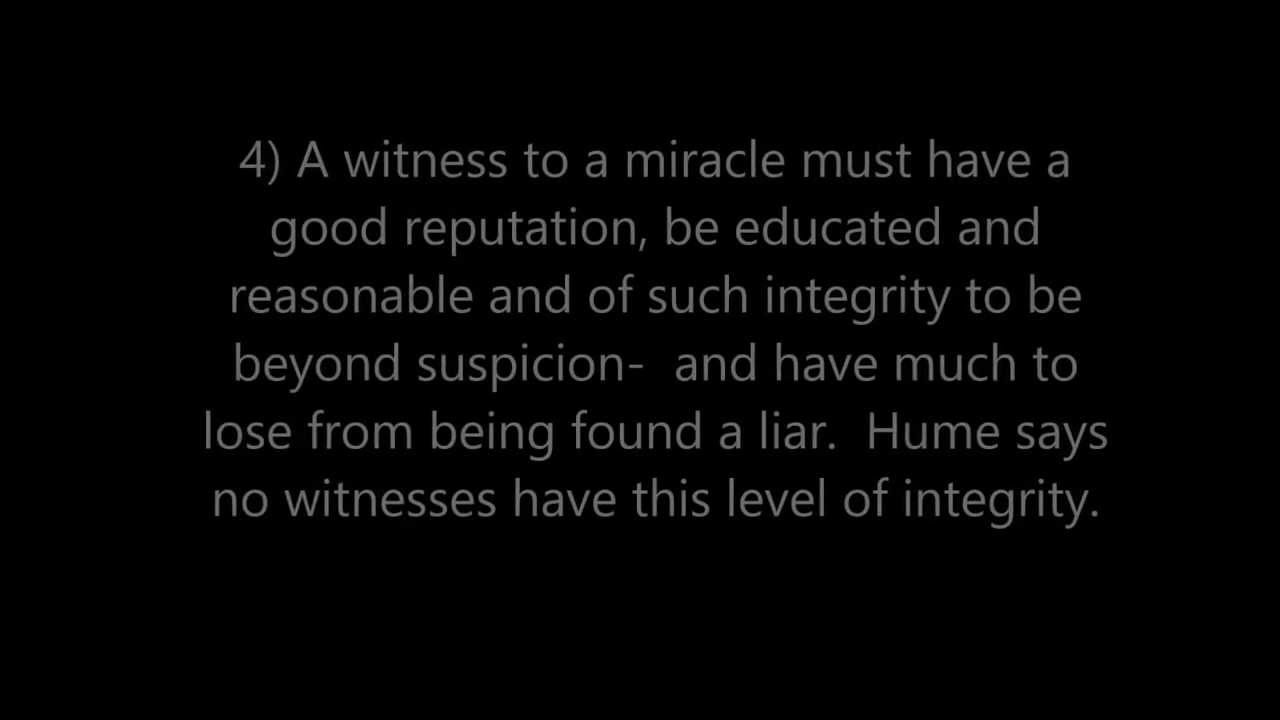 "david hume essays miracles Twenty questions about hume's of miracles peter millican, hertford college, oxford hume""s essay on the credibility of miracle reports has always been controversial,1 with much debate over how it should be interpreted, let alone assessed."