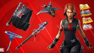 *ALL* Fortnite v8.50 Leaked Skins & NEW Files! (Tilted Destroyed Event, Plasma Carrot, Black Widow)