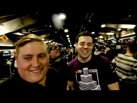 THE BEST PLACE TO PLAY LIVE POKER EVER? Daily Vlogs Episode #57