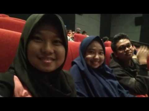 Mini Vlog Living Plaza Balikpapan & Cinemax