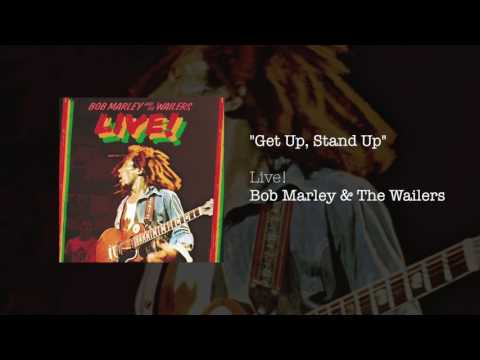 """""""Get Up, Stand Up"""" - Bob Marley & The Wailers   Live! (1975)"""