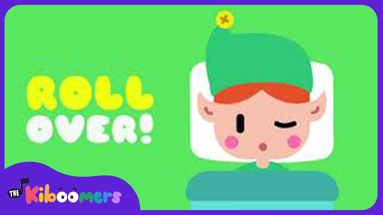 Ten Little Leprechauns  |  St Patricks Day |  Leprechaun Song | The Kiboomers |  preschoolers