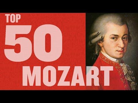 Top 50 Mozart