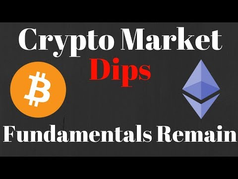 Market Dips (ehh).. Correlation Between Altcoins And Bitcoin