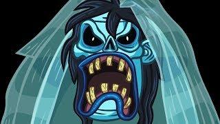 Troll Face Quest Horror 2: 🎃Halloween Special🎃 - All Levels Gameplay Walkthrough