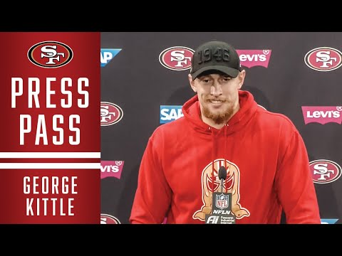 George Kittle: Win Over Packers Was 'Pretty Good Statement' | 49ers