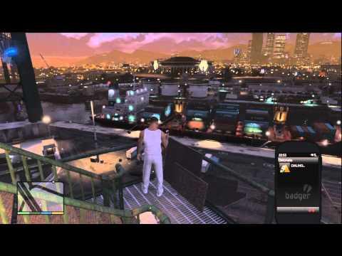 GTA V Ship Robbery 20,000,000.00