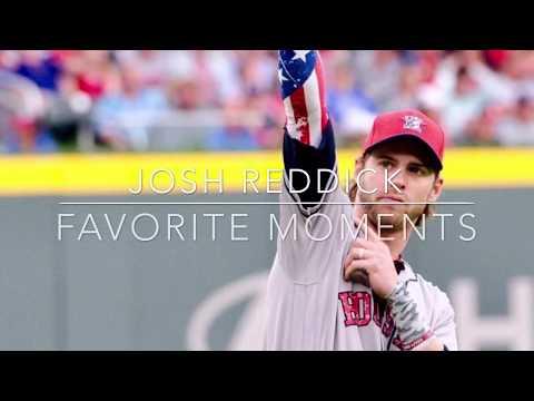 |4K| Josh Reddick Moments