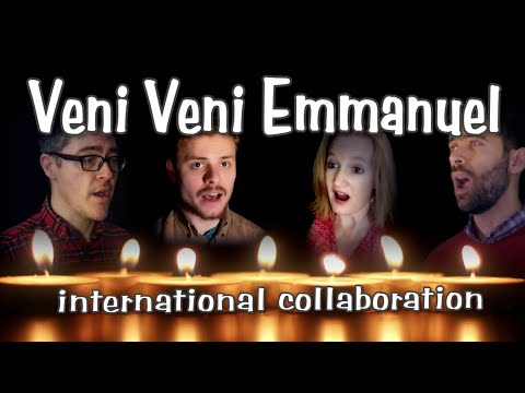 Veni Veni Emmanuel (arr. Simon Åkesson) international collaboration