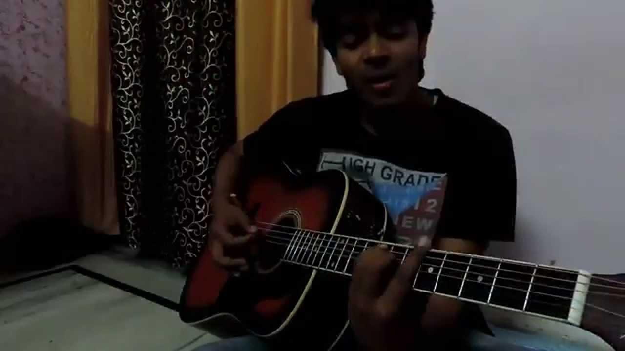 Baatein Ye kabhi Na tu bhulna Guitar Cover By Vishnu Gupta :: Arijit singh :: khamoshiyan movie ...