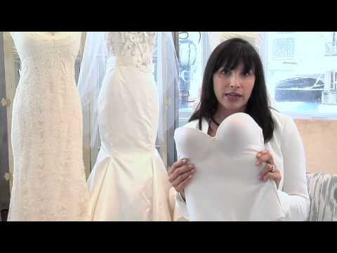 What Kind of Bra Do You Wear to a Bridal Fitting? : Wedding Dresses