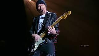 "U2 ""Sunday Bloody Sunday"" in 4K / Joshua Tree 2017 Tour"