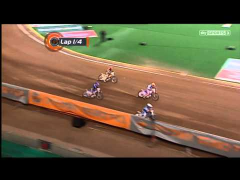 Chris Harris 2007 Speedway Final Cardiff