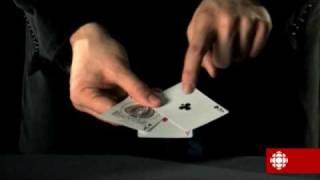 Tour de magie - Le premier bonneteau
