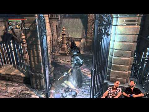 Let's Play Bloodborne #6: Die mit der Bestie