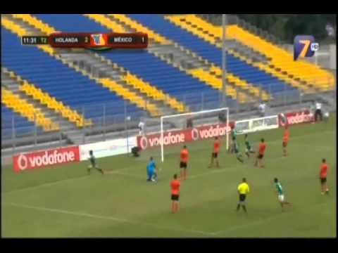 """Top """"10"""" De Las Jovenes Promesas Del Futbol Mexicano 2013"""