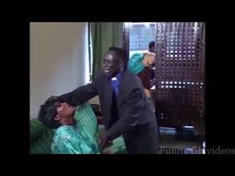Funny Ghanaian Preacher